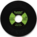 Natural Black - Here i come / Makajah - Mama afwika _ Vinyle 45t
