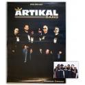 Poster + Photo dédicacée d' Artikal Band