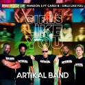 "Remix reggae live - Artikal band - Maroon 5 Ft Cardi B ""Girls like you"""