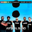 Remix reggae live - Artikal band - Ed Sheeran - Shape of you