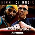 Tiwony & Asha D - Gimmi di music